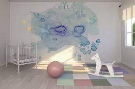 décoration murale chambre bébé photo déco murale chambre bébé