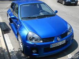 renault clio 2012 renault clio v6 phase ii 5 july 2012 autogespot