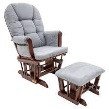 shermag dining room furniture shermag universal rocking glider cushion set gray x ebay