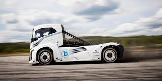 volvo big rig bbc autos make way for the world u0027s fastest truck