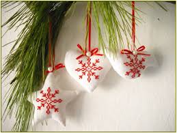 scandinavian christmas ornaments home design ideas