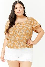 shirts and blouses plus size shirts blouses crop tops wrap tops more forever21