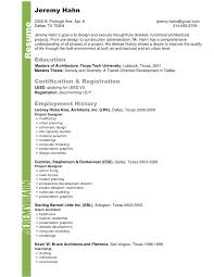 Technical Architect Sample Resume by Architecture Resume Resume Resume Example Architecture The 25