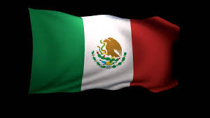 Mwxican Flag 3d Rendering Of The Flag Of Mexico Waving In The Wind Youtube