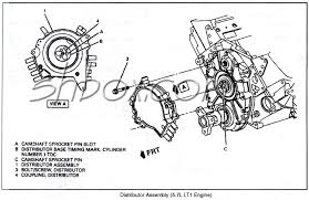 1994 corvette optispark 4th lt1 f tech aids drawings exploded views