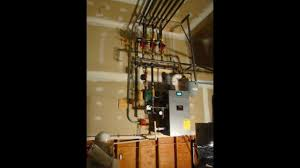 Ultra Fin Radiant by Boiler Installation With Radiant Floor Heating By Antigua