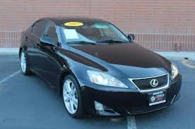used lexus 250 for sale used lexus is 250 for sale in sacramento ca edmunds