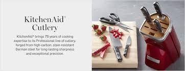 kitchen aid knives kitchenaid knife sets williams sonoma