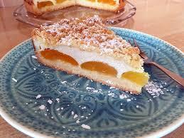 aprikosen quark kuchen vegane naschkatzen