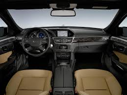 mercedes benz e class interior new e class interior