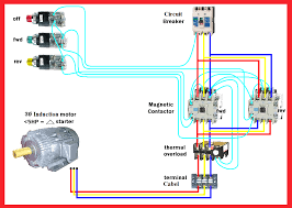 contactor wiring diagram problems