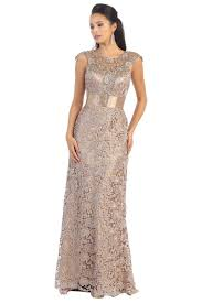 long mother of the bride dress plus size formal evening