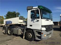 mercedes prime mover 2002 mercedes actros prime mover coast to coast sales hire