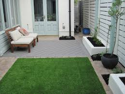 Courtyard Garden Ideas Front Garden Ideas No Grass Interesting Designers Roundtable Lawn