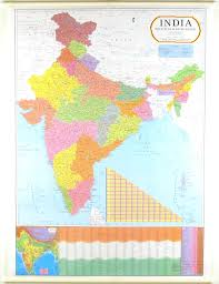 map of india roads