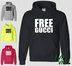 free gucci mane hoodie shirt rap atlanta guwop atl prison brick