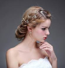 hair accessories for prom 2016 new pearl party wedding hair accessories bridal