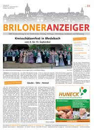 G Stige K Hen Mit Aufbau Briloner Anzeiger Ausgabe Vom 06 09 2017 Nr 33 By Brilon