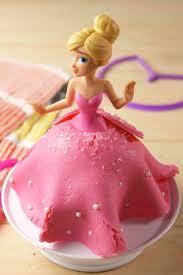 princess cakes this baking kit lets kids make their own princess cakes delish