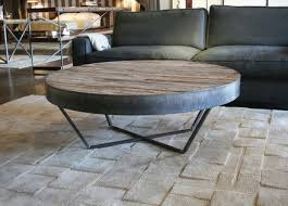 gray reclaimed wood coffee table patchwork coffee table this handmade round coffee table is