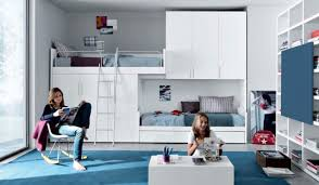 Kids Bunk Beds With Storage Cool Bunk Bed Ideas For Boy And Girl - Modern bunk beds for kids