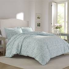 Laura Ashley Bedroom Images Laura Ashley Home Kensington Scroll Flannel Comforter Set By Laura