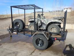 hunting truck ideas utility trailer project ih8mud forum