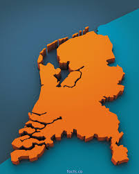 Map Of Holland Netherlands Map Blank Political Netherlands Map With Cities