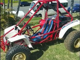 honda odyssey go cart 1985 honda odyssey fl 350 dune buggy bone stock doing donuts top