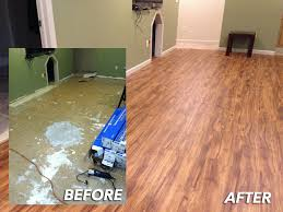Coretech Flooring Before U0026 After Coretec Vinyl Plan Installation In Poughkeepsie
