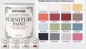 colour chart for rustoleum chalk paint best 25 rustoleum chalk