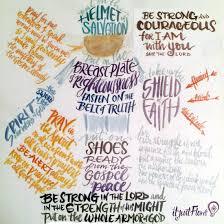 armor of god ephesians bible calligraphy art print u2013 it just flows