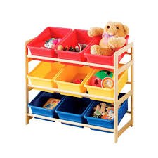storage ideas for toys furniture simple oak wood kids storage for toys with white toy