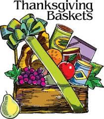 thanksgiving basket compilation 2017 theta rho lambda chapter of