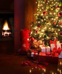 what are artificial christmas trees made of artificial
