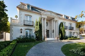 Luxury Homes Beverly Hills Beverly Hills U0027 Maison 613 Is A Statement Of Opulence