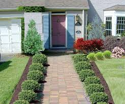 wonderful small front yard landscaping pictures small front yard