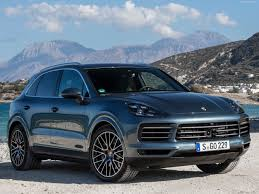 porsche night blue porsche cayenne 2018 pictures information u0026 specs