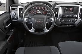 Silverado 2013 Interior 2014 Gmc Sierra Regular Cab First Test Motor Trend