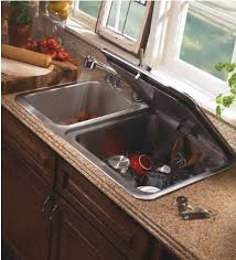 small kitchen sink and cabinet combo incognito dishwashers small kitchen sink space saving