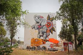 street art transforms morocco u0027s capital into a living canvas