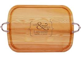 engraved serving trays acrylic serving tray engraved monogram house warming gift idea