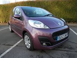 used peugeot 107 and second hand peugeot 107 in west yorkshire