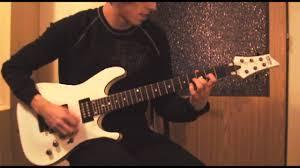 lexus amanda samie blacklisted me breath feat nick matthews guitar cover solo