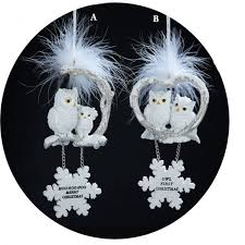 extremely white owl decorations homey inspiration decore
