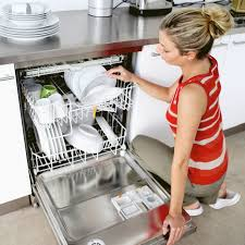 Rinse Dishwasher A Clogged Rinse Dispenser In A Dishwasher Hunker