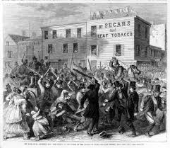 the 1867 st patrick u0027s day riot no peace in the lower east side