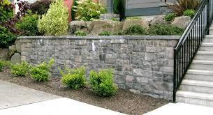 seattle garden ideas retaining walls u0026 rockeries