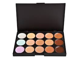 Make Up Artist Supplies A Base Ic Guide To Colour Correcting Concealers For Students In