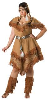 Indian Halloween Costume Native American Indian Costumes Women Size Costume Craze